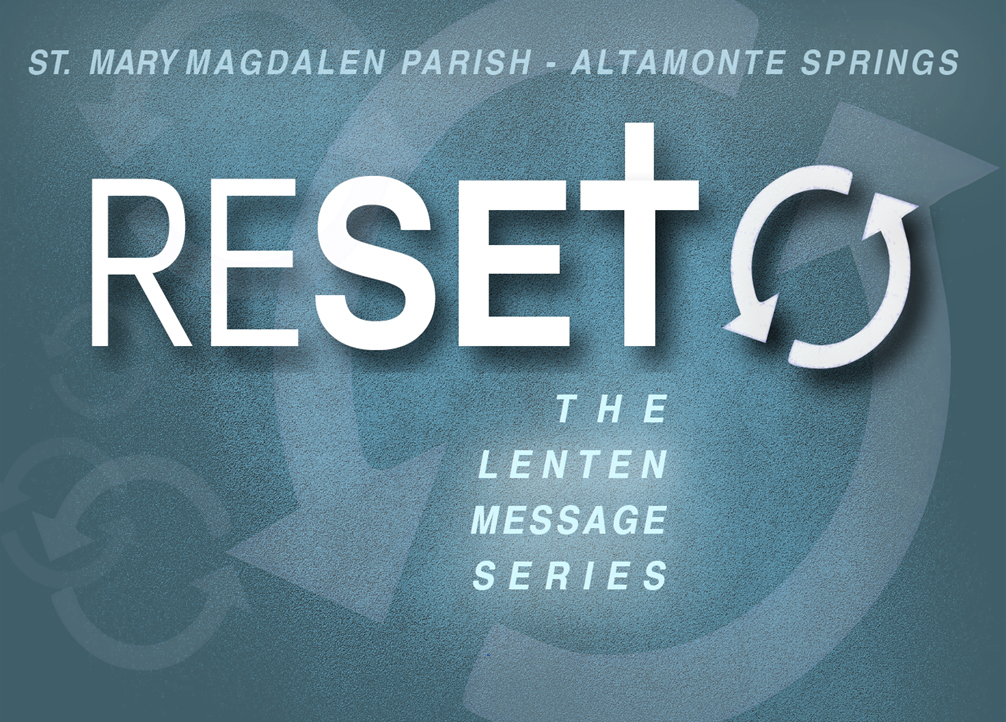 Lenten Message Series Image